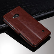 Phone Protective Fundas For Microsoft Lumia 550 Cover Wallet Flip Leather Back Skin Pouch For Coque Nokia 550 Lumia 550 Case Bag