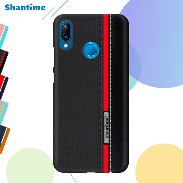 Pu Leather Case For Huawei Honor 8X Max Colorful Phone Case For Huawei Honor Note 10 Business Case For Huawei Honor Play Cover