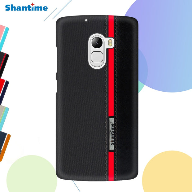 Pu Leather Case For Lenovo Vibe K4 Note Colorful Phone Case For Lenovo Vibe X3 Lite Business Case For Lenovo Vibe A7010 Cover