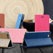 Pu Leather Wallet Phone Bag Case For Lenovo A5 Flip Book Case For Lenovo A5 Business Case Soft Tpu Silicone Back Cover