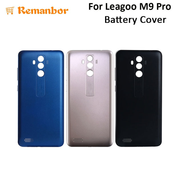 separation shoes f2b5d cf34c Remanbor For Leagoo M9 Pro Battery Cover With Radiating Film Replacement  Slim Protective Battery Case For Leagoo M9 Pro Phone