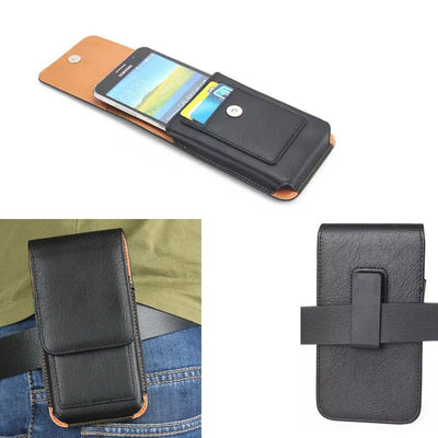 Rotary Holster Belt Clip Mobile Phone Leather Case For Xiaomi Pocophone F1,Mi A2 Lite,For Motorola Moto Z3 Play,ZTE Axon 9 Pro