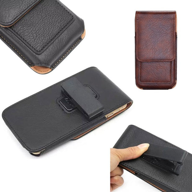 Rotary Holster Belt Clip Mobile Phone Leather Case Pouch For Motorola Moto Z/Z Play/G4/G4 Plus/G4 Play,Moto G Turbo Edition