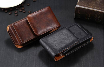 Rotary Holster Belt Clip Mobile Phone Leather Case Pouch For IPhone XR/XS/XS Max,For Asus ROG Phone,Oppo F9/F9 Pro,For Lenovo Z5