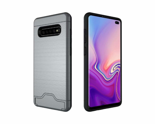 S10 Plus Case For Samsung S10 Plus Case Cover Shockproof Business Back Cover For Samsung Galaxy S10 Plus Protective Sleeve Skin