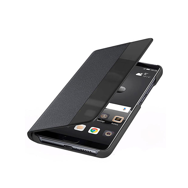 Smart View Flip Case For Huawei Mate 10 Mobile Phone Shell Phone Leather Case Induction Wake Up The Bright Screen