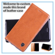 TZ01 Genuine Leather Flip Case With Card Slot For Motorola Moto Z2 Play XT1710 Phone Case For Motorola Moto Z2 Play Flip Cover