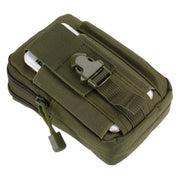 "Tactical Waist Bag Mobile Phone Pouch Pack Sport Mini Vice Pocket For Alcatel Flash 2 Go Play Hero 2+ 2C Idol 3 4.7"" 5.5"" 3C"