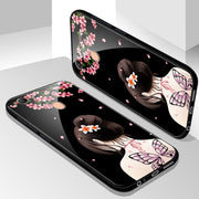 Tempered Glass Case For OPPO A79 OPPOA79 Full Cover Case With Tempered Glass Screen Protection Film For OPPO A79 A 79 Case
