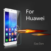 Tempered Glass Screen Protector For Huawei 5A LYO-L21 LYO L21 Honor 5A A5 5.5/5.0 Inch Y6 II Y6 2 Compact SKLO GLAS Film Case