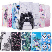 TopArmor Case New PU Leather Wallet Case For Sony Xperia XZ1 Compact Magnetic Flip Stand Cover For Sony Xperia XZ1c XZ1C Case