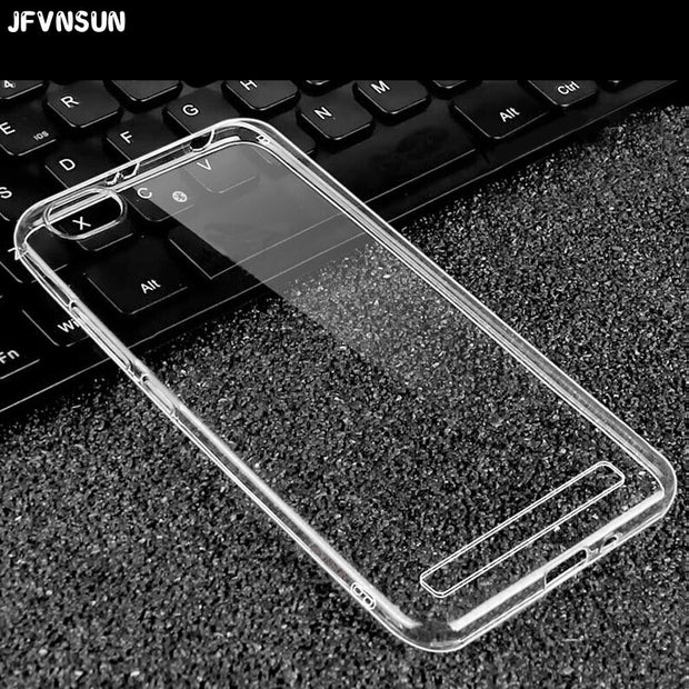 Transparent Case For Samsung Galaxy S6 S7 Edge Ultra Thin Clear Soft TPU Silicone Cover Case For Samsung S8 S9 Plus Coque Fundas