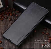 Ultra Thin Slim Cover For Sony Xperia XA3 Ultra Case Leather TPU Flip Case For Sony Xperia XA3 Flip Cover XA 3 XA1 Ultra Cases