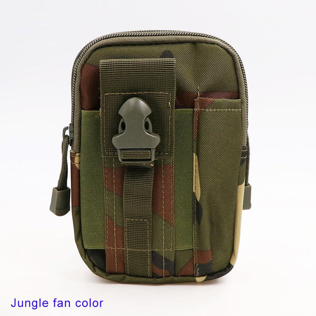 Jungle fan color
