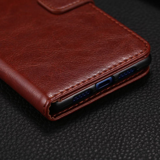 Wallet Case For Xiaomi Mi 8 Cover Leather Phone Case Xiomi Mi 8 SE Housing Luxury Retro Flip Case For Coque Xiaomi 8 Cover Etui