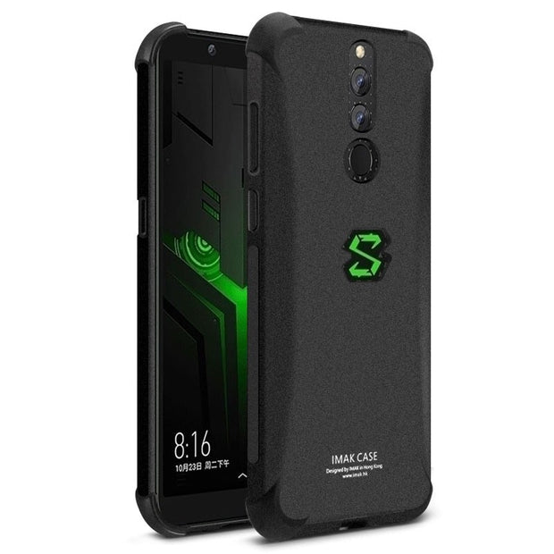 Xiaomi Black Shark 2 Case Xiaomi Black Shark Helo Case Silicone IMAK Shockproof Conners Airbags Soft TPU Back Cover Case