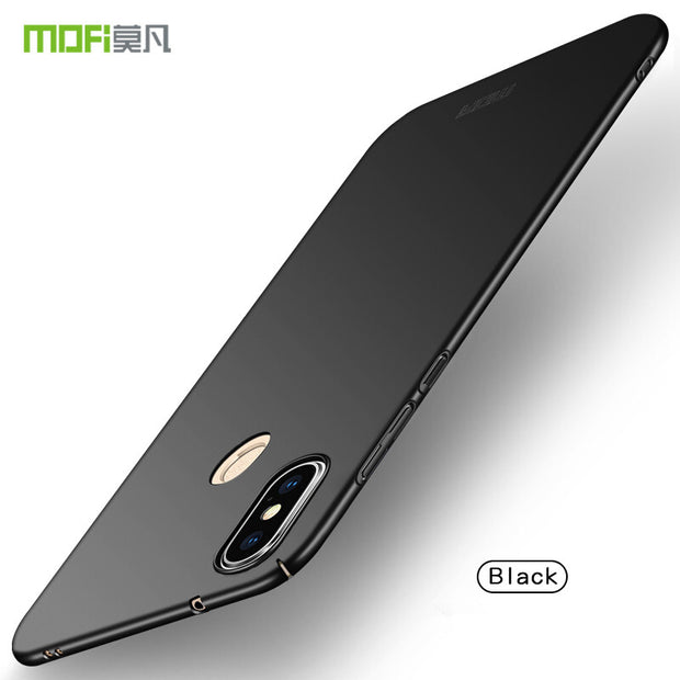 Xiaomi Mi A2 Lite Case Cover MiA2 Lite Back Cover 5.84 Inch Original MOFi Hard PC Protective Case For Xiaomi Mi A2 Lite Cover