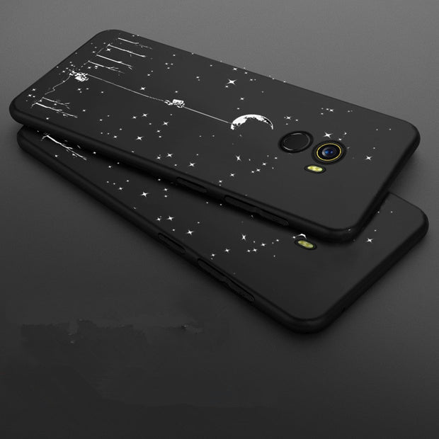 Xiaomi Mi Mix 2 Case Black Simple Series Soft TPU Back Cover Case For Xiaomi Mi Mix 2 Mix2 #1110