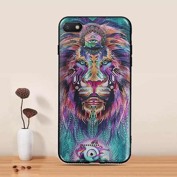 Xiaomi Redmi 6 Case Redmi 6A Case Cartoon Soft TPU Back Cover Phone Case Xiaomi Redmi 6 6A Pro Redmi6 Redmi6a Case Silicone