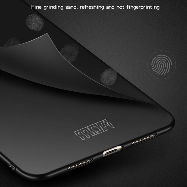 Xiaomi Redmi Note 6 Pro Case Cover Redmi Note 6 Pro Back Cover 6.26 Inch MOFi Hard PC Case For Xiaomi Redmi Note 6 Pro Cover