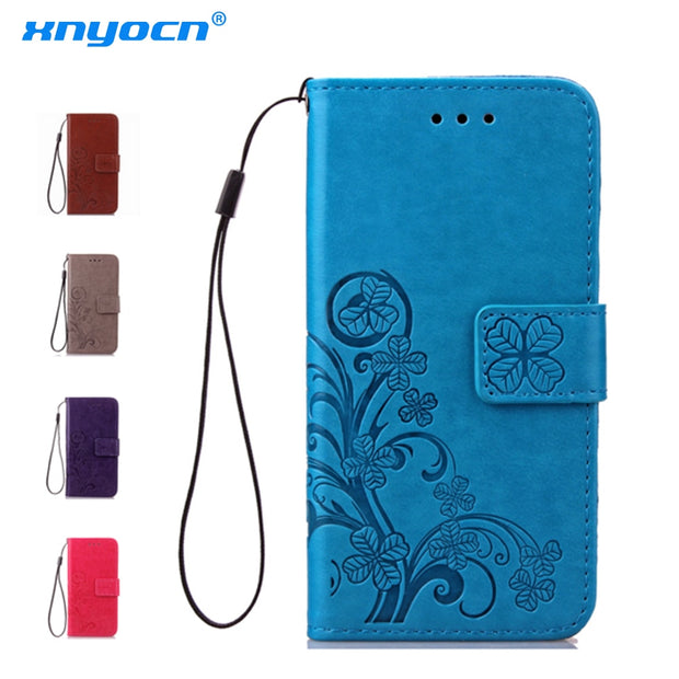 Xnyocn Retro Vintage Leather Case For LG G3 G4 G5 G3 Stylus G4 Stylus Wallet Card Slot Mobile Phone Cover Capa Funda Case