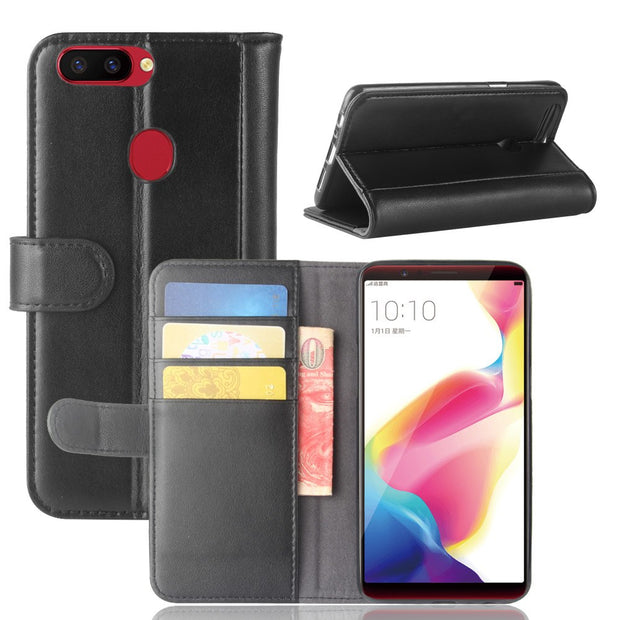 YINGHUI Brand For OPPO R11/R11S/R11 Plus Phone Case Magnetic Flip Wallet Leather Case Book Case Cover For OPPO Phone Bag