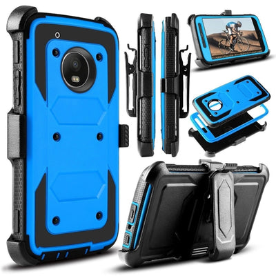YUMQUA Cover Case For Motorola Moto Z2 Play/Z2 Force Case Shock Adsording Hybrid Rugged Impact Protective For Motorola Z2 Phone