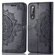 Youthsay SFor Huawei P30 Case Flower Ascend P30 Leather Flip Phone Case For Huawey P30 Cover Fundas For Huawei P30 Coque