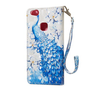 ZRICKIE Cute Animal Patterned Wallet Style PU Leather Case For Huawei Nova Lite/P10 Lite Flip Stand Cover With Card Slots Coque