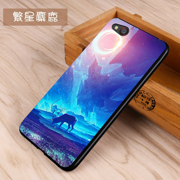 ZTE Nubia Z9 Nx508j Cartoon Soft Silicon Phone Case Cover 5.2""