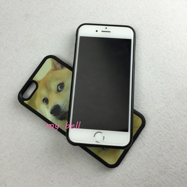 Cute Burger Buddy Fry BFF Best Friends Soft Silicone Phone Cases For IPhone 5s Se 6 6s Plus 7 7plus 8 8plus X XR XS MAX Case