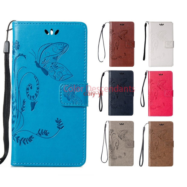 For Huawei Y5 2017 MYA-L22 MYA-L03 Y5 3 Case Cover Leather Flip Wallet Style Case For Huawei Y5 III Y5III MYA L22 L03 Phone Case