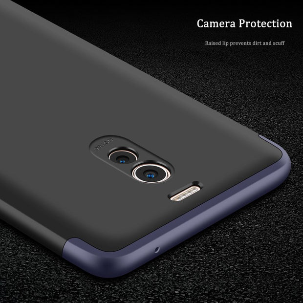 For Meizu M6 Note Case Original OZOSARL Shockproof Full Body 360 Full Protection Coque Case For Meizu M6 Note Case