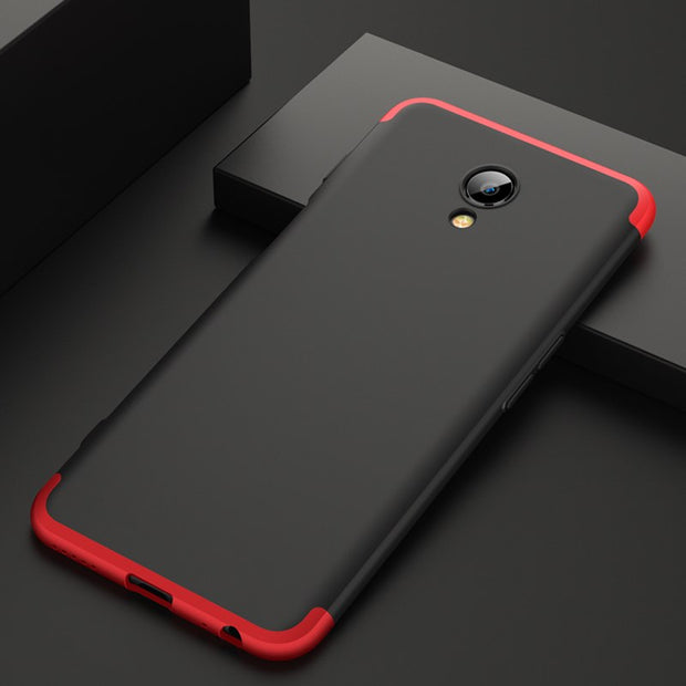For Meizu M6s Case Original OZOSARL Mblu S6 Anti Shock Full Body 360 Full Protection Coque Case For Meizu M6s Case