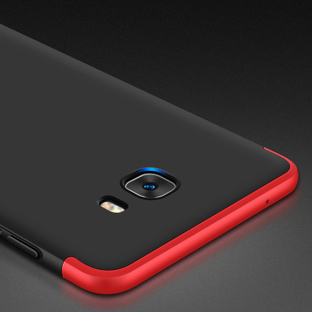 For Samsung Galaxy C9 Pro Case OZOSARL Shockproof Full Body 360 Full Protection Coque Case For Samsung Galaxy C9 Pro Case