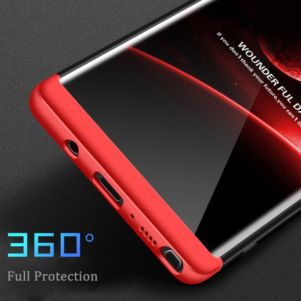 For Samsung Galaxy Note 8 Case Original OZOSARL Full Body 360 Full Protection Case Coque For Samsung Galaxy Note 8 Case