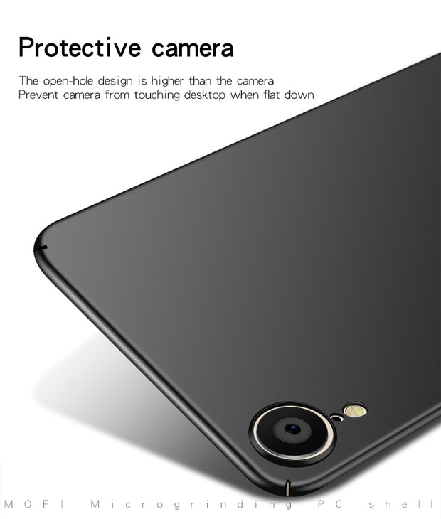 For Iphone XR Case Original MOFi Brand 360 Degree Full Cover Luxury PC Protective Back Cover Case For Iphone 6.1