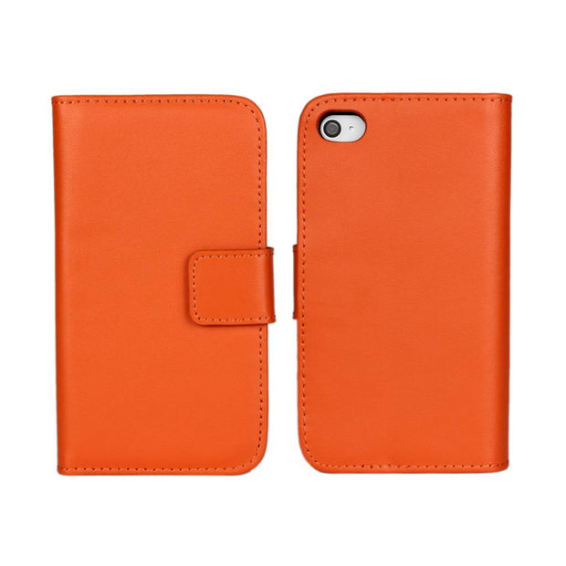 ICover For IPhone Flip Wallet Leather Cover For Apple IPhone 4 4s 5 5s 5C SE 6 6s 6 Plus 6s Plus 7 7 Plus Coque Fundas Capa