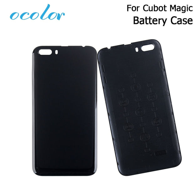 "Ocolor For Cubot Magic Battery Case 5.0"" Colorful Bateria Back Case Cover Replacement For Cubot Magic Mobile Phone Accessories"