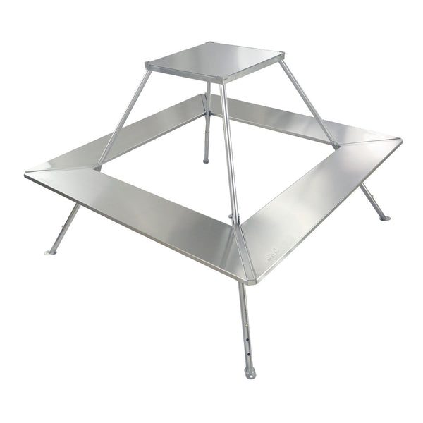 Fire Guard Stove Table