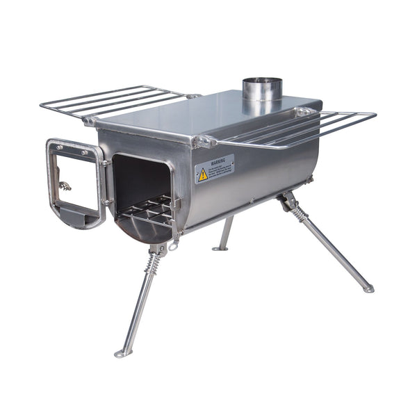 WoodlanderPlus External Air Stove - Large