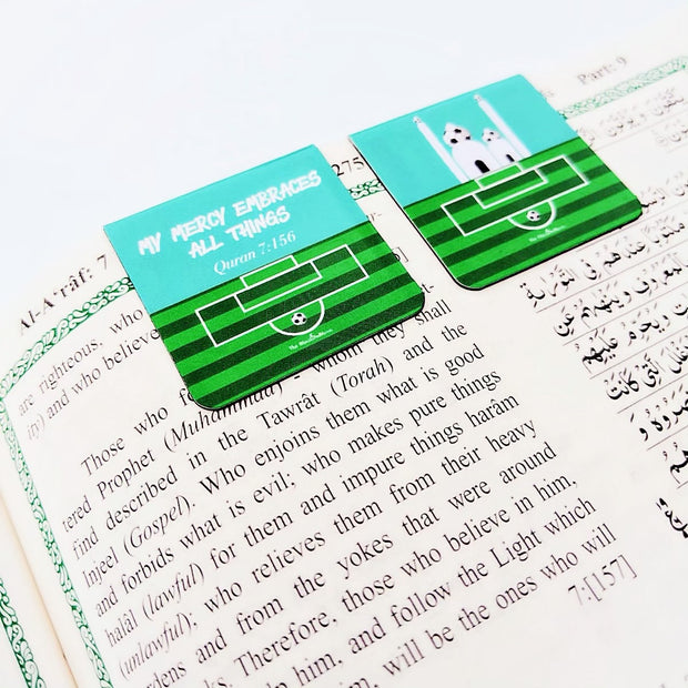 The Ultimate Goal - Magnetic Bookmark For Your Quran