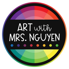 Art with Mrs. Nguyen
