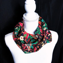 Colorful Bohemian Infinity Scarf