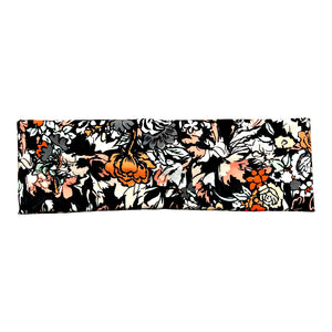 Women's Boho Fall Floral Fabric Headband