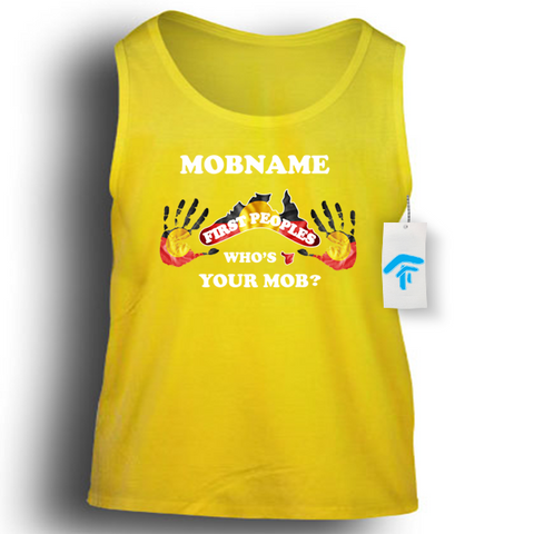 Men's Hands Mob - Sportage Summerset Singlet