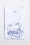 **Limited Edition** Southern California T-Shirt - Unisex White - Shop Back Home