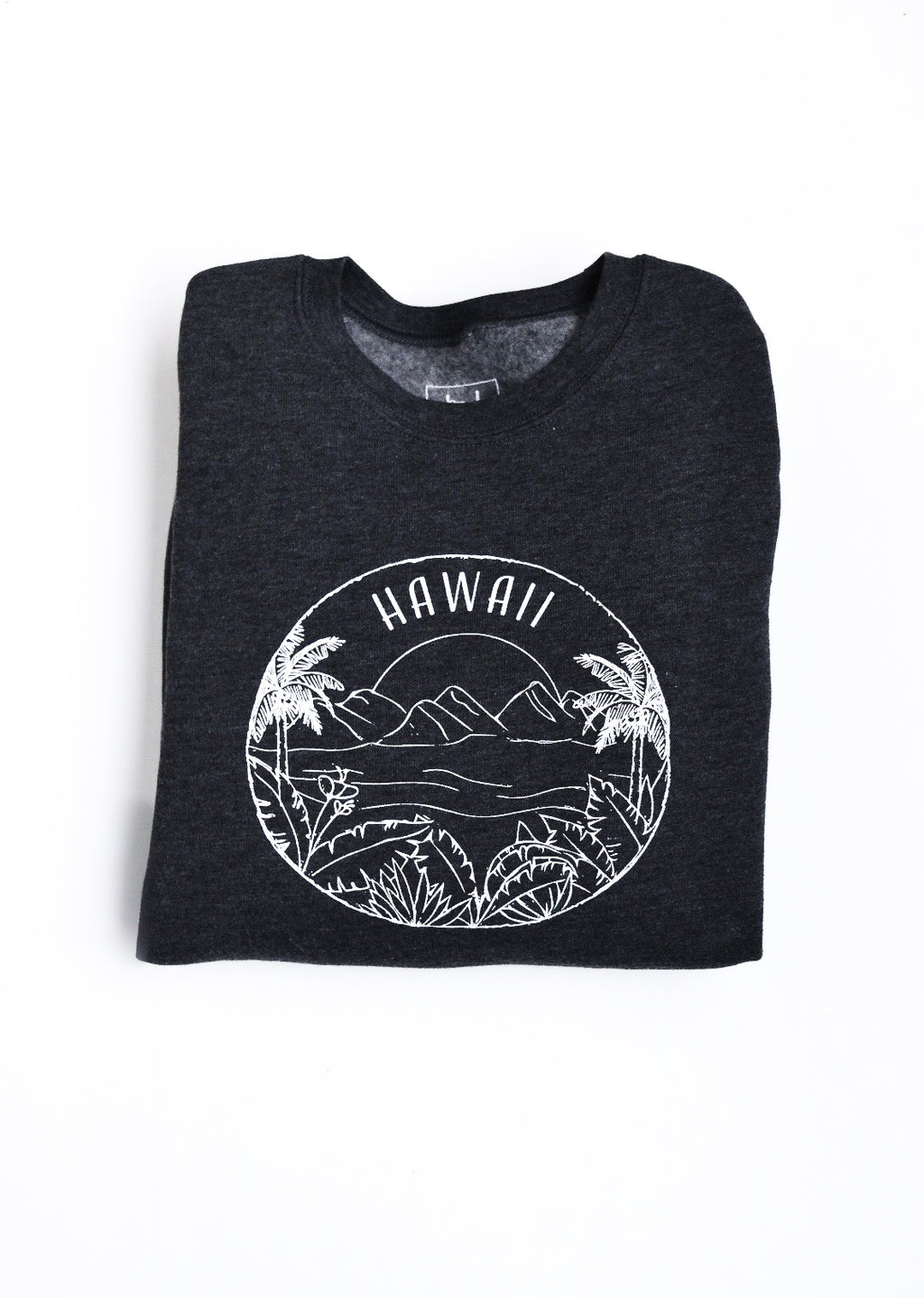 Hawaii Crew-Neck Sweatshirt - Shop Back Home