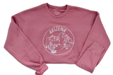 Arizona - Dusty Rose Sweatshirt - Unisex - Shop Back Home