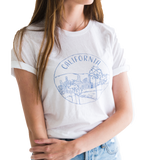 **Limited Edition** Southern California T-Shirt - Unisex White